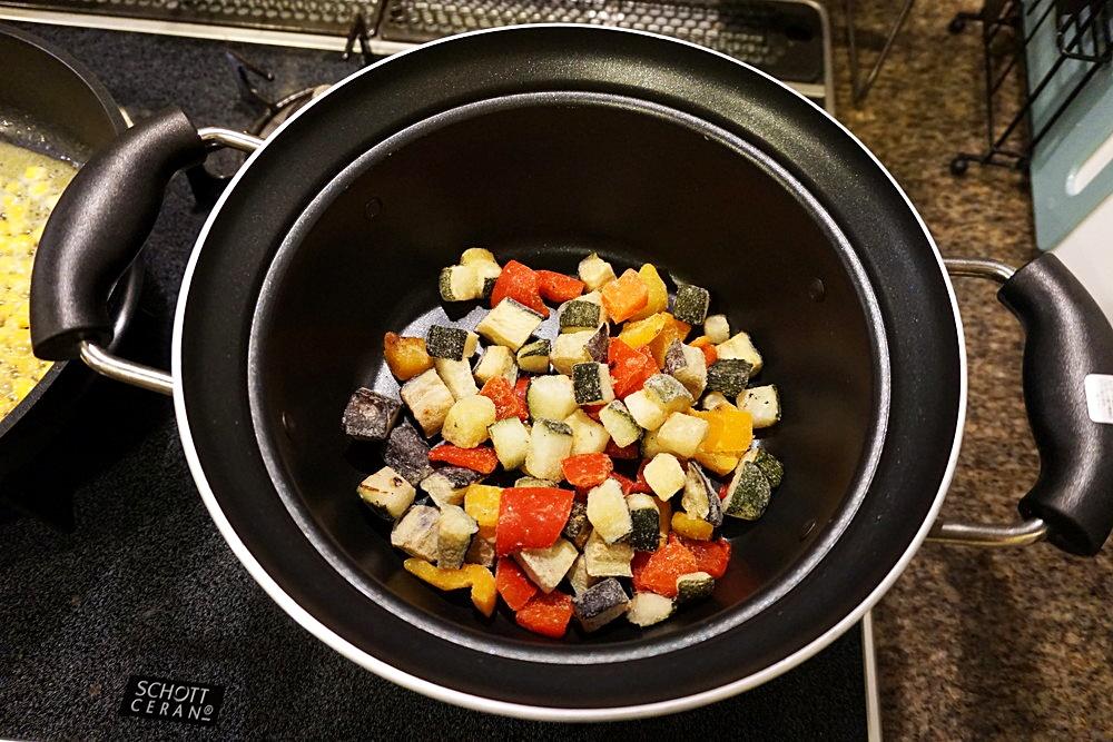 4種野菜のラタトゥイユ
