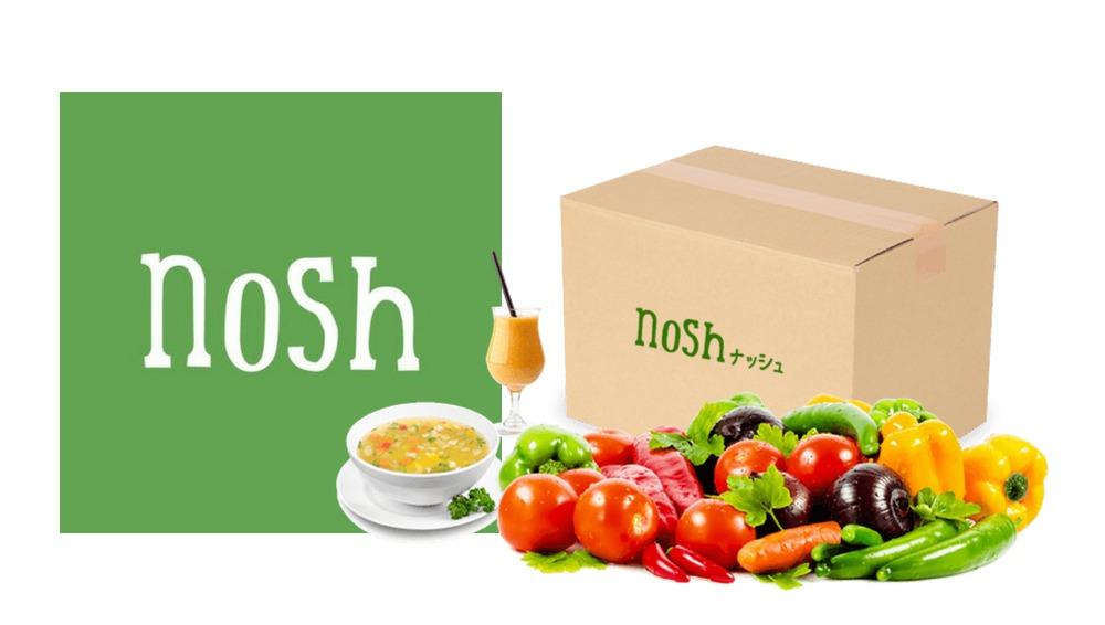 ナッシュnosh