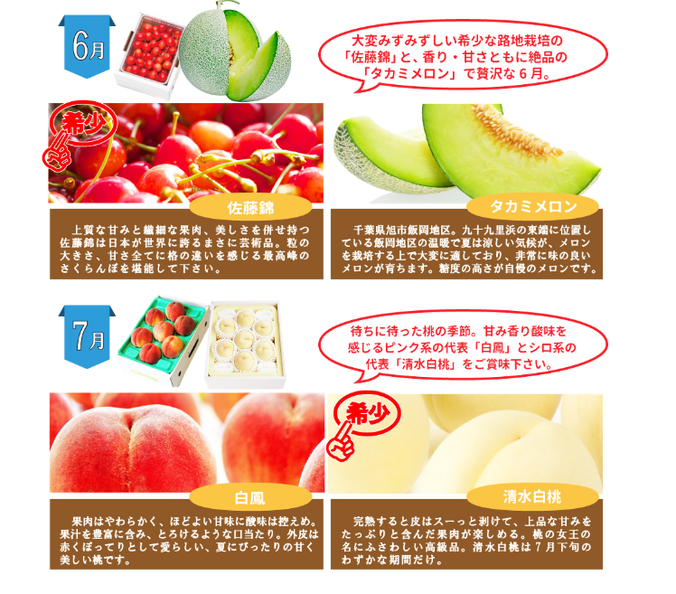 旬のフルーツ3